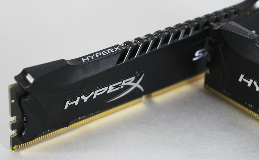 hyperx savage 2800mhz 16gb 2x8gb ddr4 memory kit review