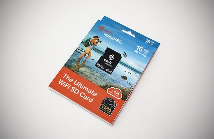 Eyefi mobiPRO Ultimate WiFI SD Card Overview 1