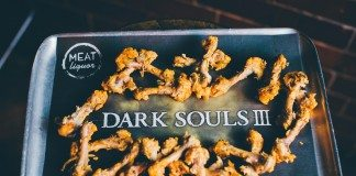 MEATliquor Restaurants Link Up With Sony and Bandai for Dark Souls III Promo 2