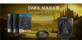 Embrace the Darkness – Pre-Order Editions Announced for Dark Souls III