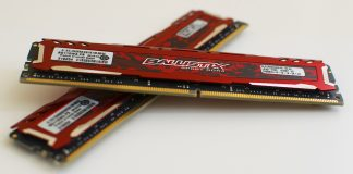 Crucial Ballistix Sport LT 2400MHz 32GB (2x16GB) DDR4 Review 21