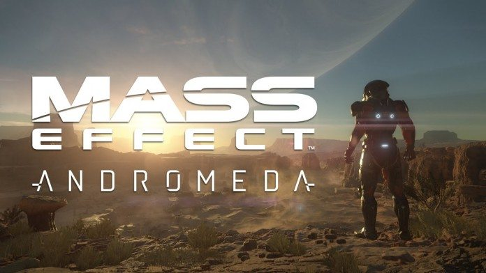 Mass Effect: Andromeda Footage Leaked!