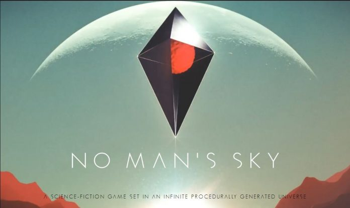 15 Minutes Gameplay Footage of No Man's Sky? DOO WEE!