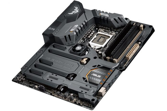 ASUS Sabertooth Z170 Mark 1 Motherboard Review 46