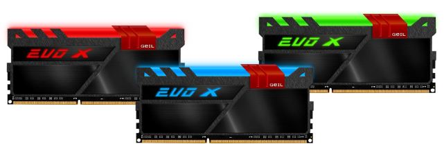 GeIL EVO X with HILM - Hybrid-Independent-Light-Module 5
