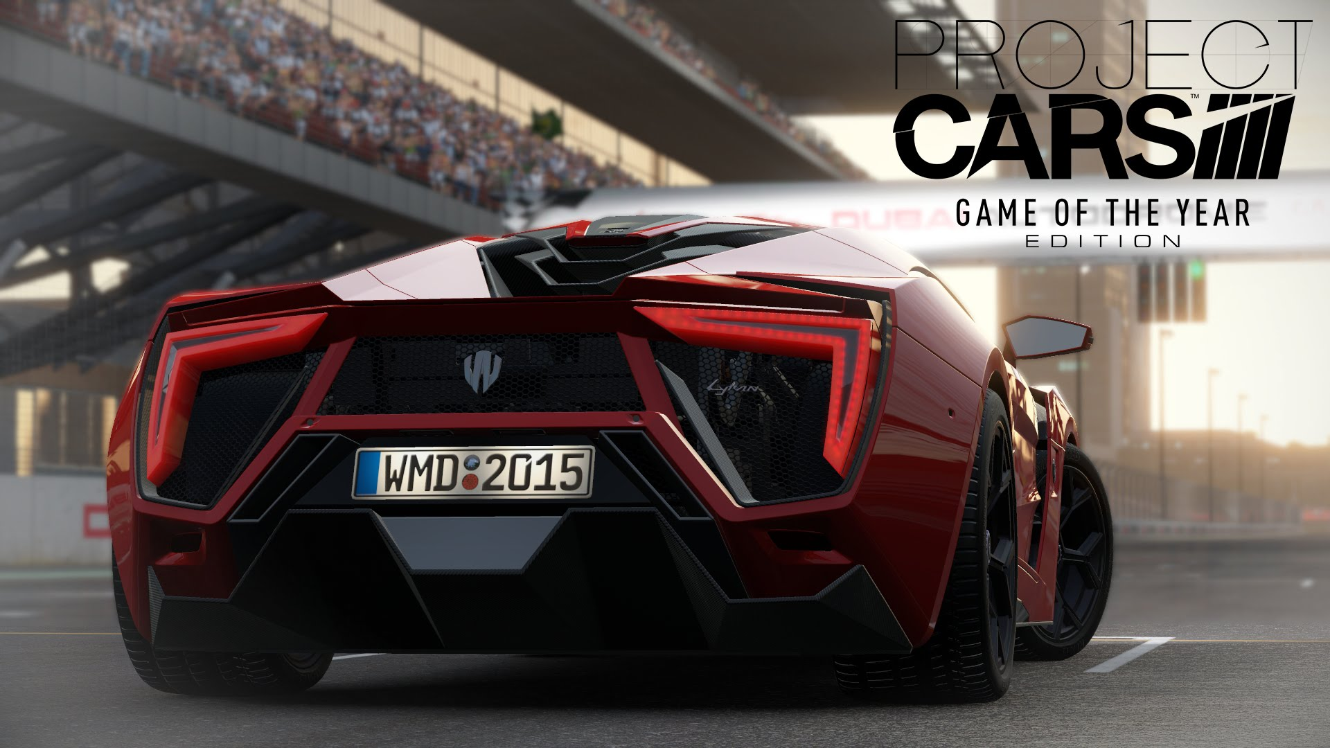 project cars game of the year edition launches today play3r. Black Bedroom Furniture Sets. Home Design Ideas