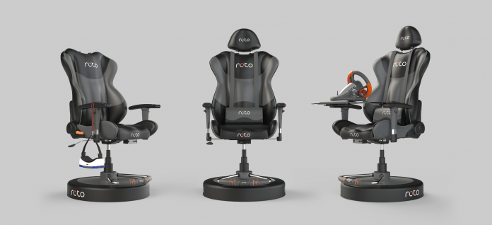Roto VR - Motorised VR Chair! 2