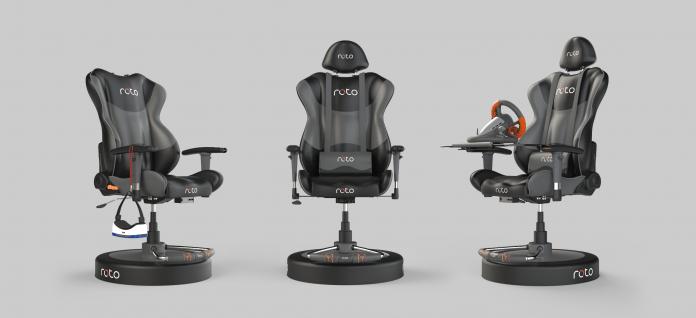 Roto VR - Motorised VR Chair! 2