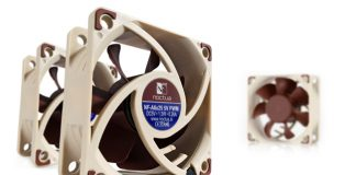 Noctua expands 5V fan line-up