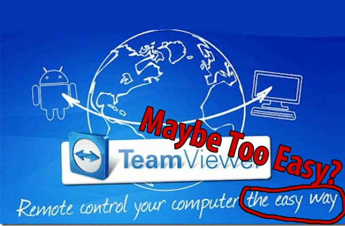 Major TeamViewer Security Breach?