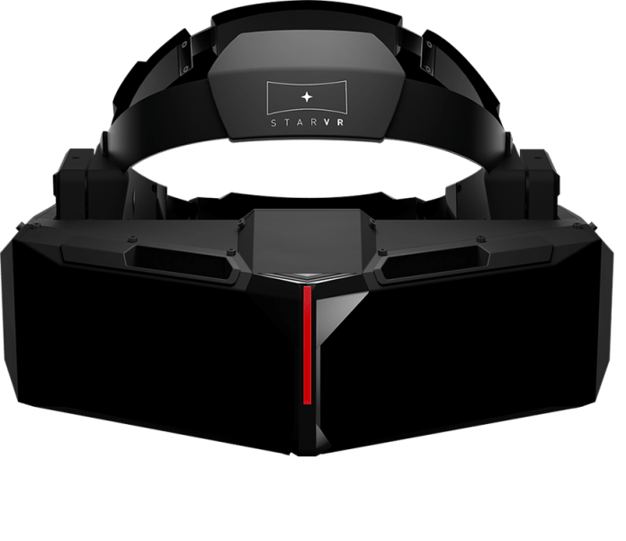 Starbreeze and Acer to Form Joint Venture for the StarVR Headset