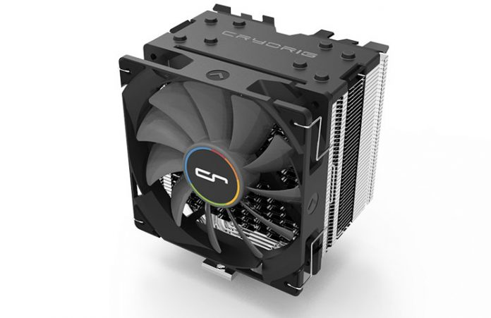 CRYORIG and NZXT collaborate for World's First Software controlled RGB Heatsink 4