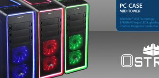Enermax Launch The OSTROG ADV LED Mid Tower Case 8