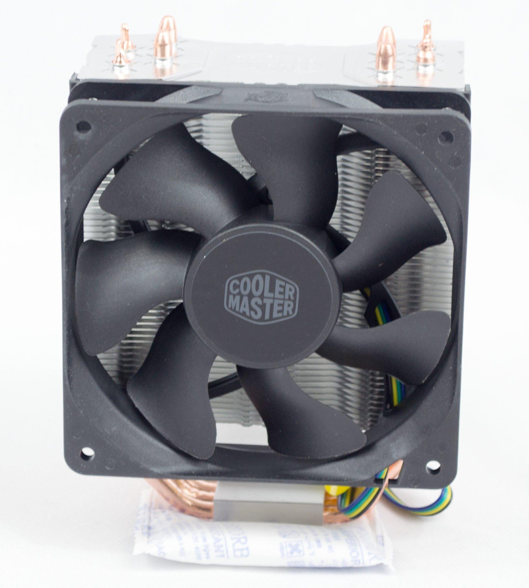 Cooler Master Hyper 212X Front