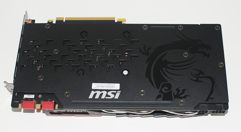 MSI GTX 1070 Gaming X Review 2