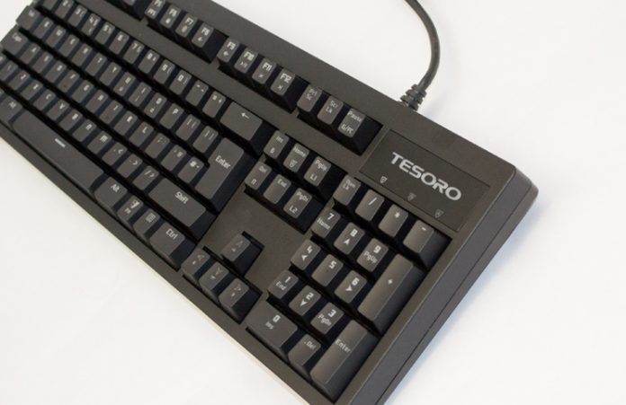 Tesoro Excalibur V2 Mechanical Keyboard Review 9