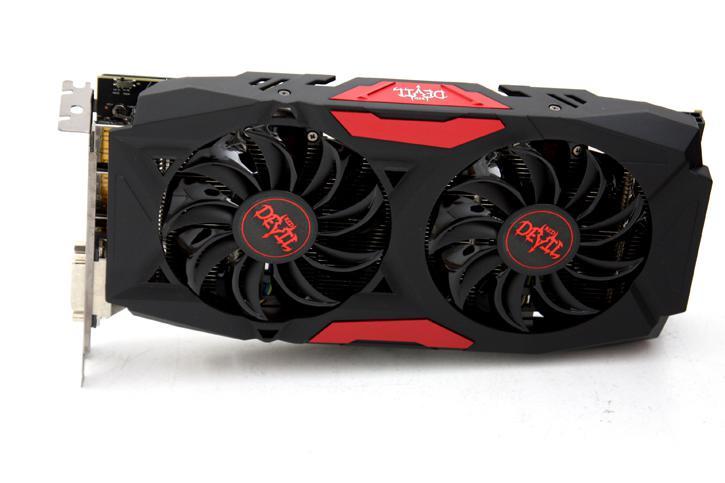 RX 470 DEVIL GPU