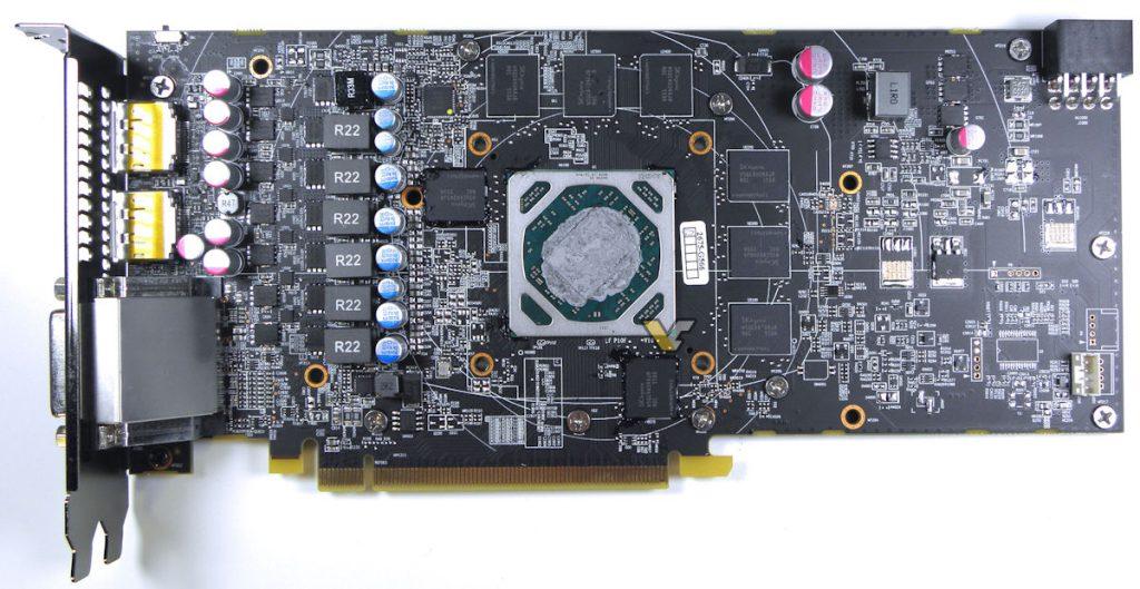 RX 470 DEVIL PCB