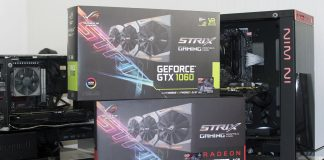 ASUS STRIX GTX 1060 vs RX 480 - Showdown of The Mid-Range Graphics Cards