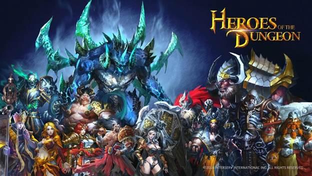 Heroes of the Dungeon Begins Beta 1