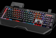 G.Skill RIPJAWS KM780 RGB Mechanical Keyboard Review