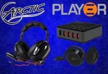 COMPETITION - Win With Play3r & Arctic - Super September Giveaway