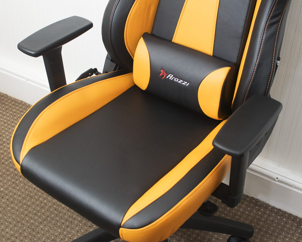 Arozzi Vernazza Gaming Chair Review 1
