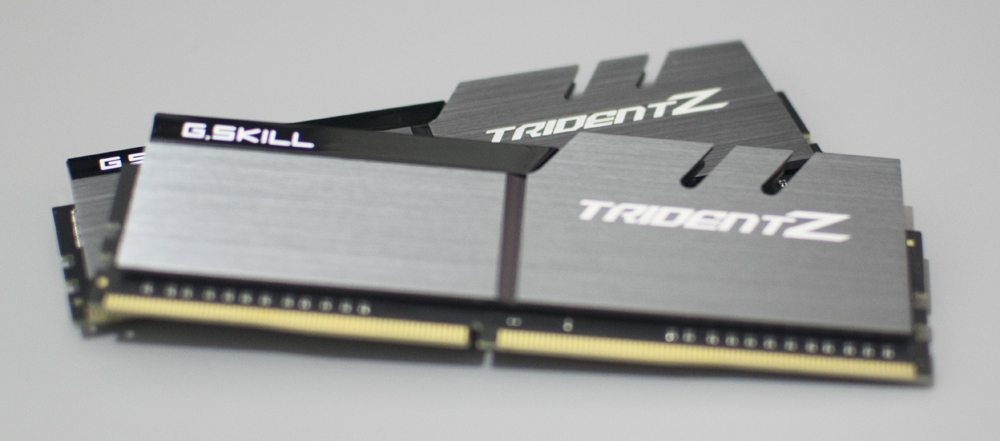 G.Skill Trident Z 3200MHz CL14 Review - 16GB (2x8GB) 2