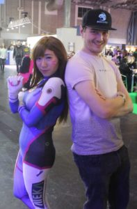 D VA meets Sinchez