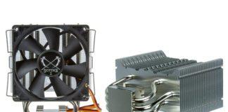 Scythe presents the compact Byakko CPU Cooler