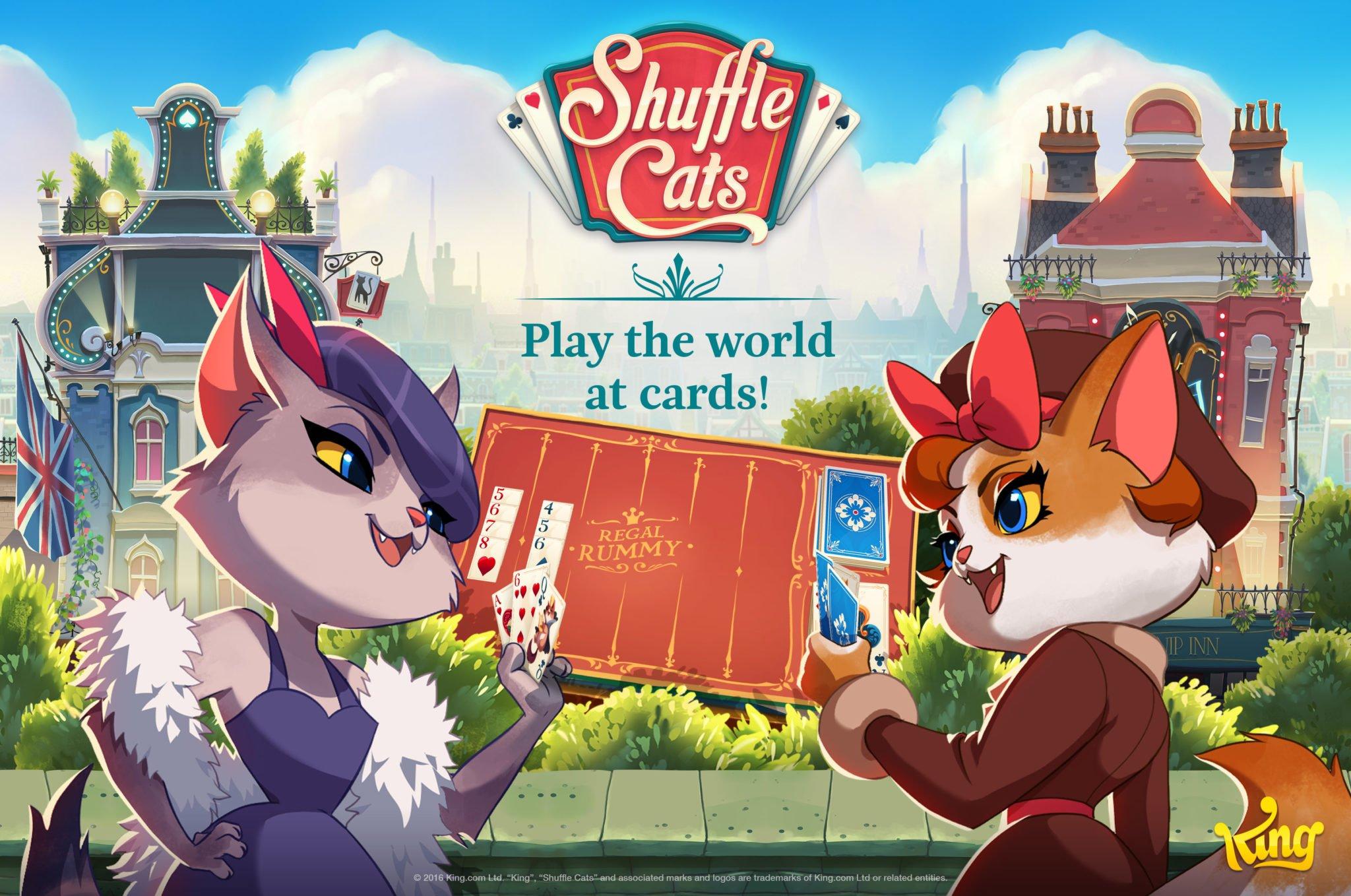 King Shuffle Cats 1