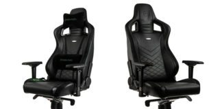 noblechairs EPIC Chair Review 7