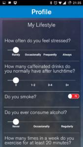 ResMed S+ Sleep Tracker App 3