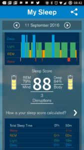 ResMed S+ Sleep Tracker App 7