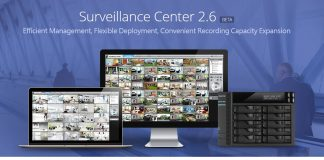 ASUSTOR Launches Surveillance Center 2.6 Beta Featuring Centralized Management Software CMS Lite
