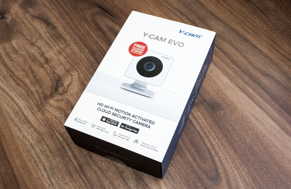 Homemonitor Ycam Evo Box