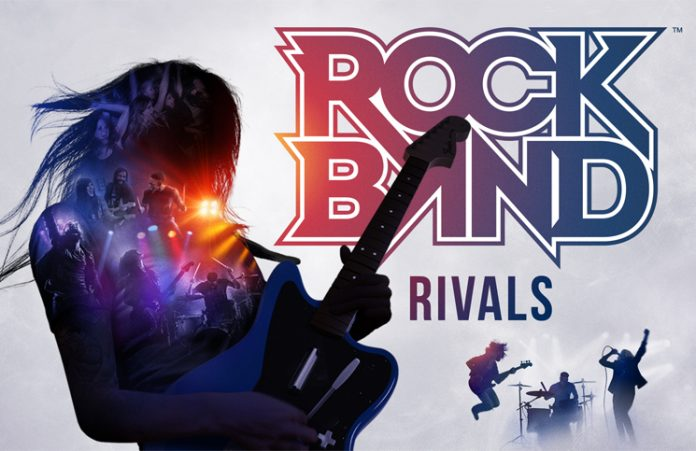 Rock Band Rivals Rolls Out Across EU