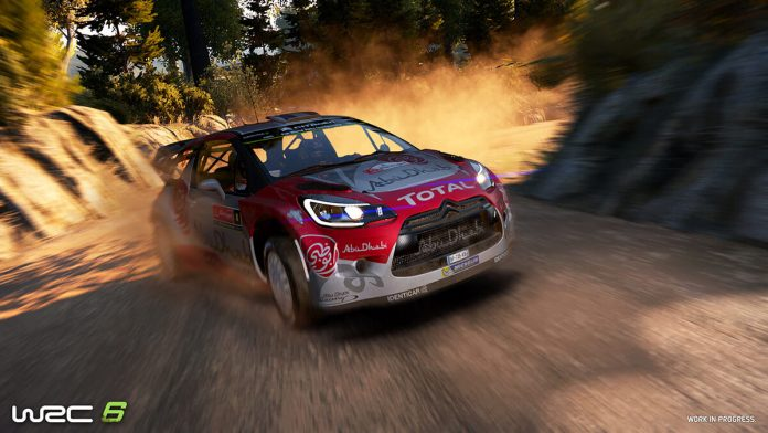 World Rally Championship 6 Game Review 3