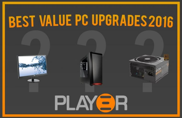 Best Value PC Upgrades 2016 1