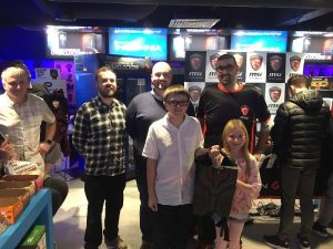 MSI VR ONE DAY Family