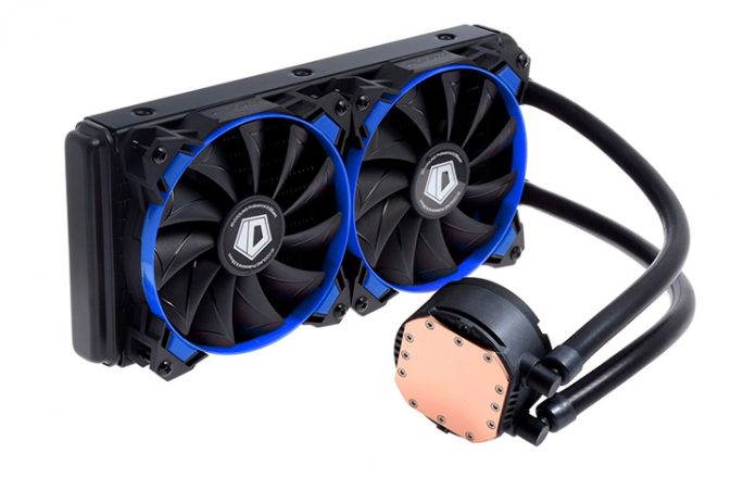 ID-COOLING Releases The FROSTFLOW 240L AIO CPU Cooler 4