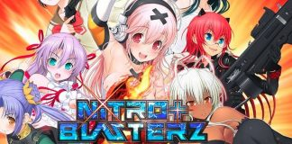 Nitroplus Blasterz: Heroines Infinite Duel Game Review 7