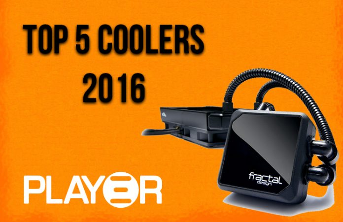 Top 5 CPU Coolers of 2016