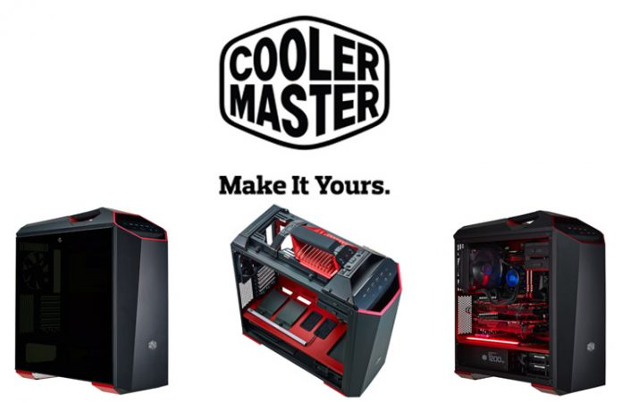 Cooler Master Introduces MasterCase Maker 5t Gaming Case 1