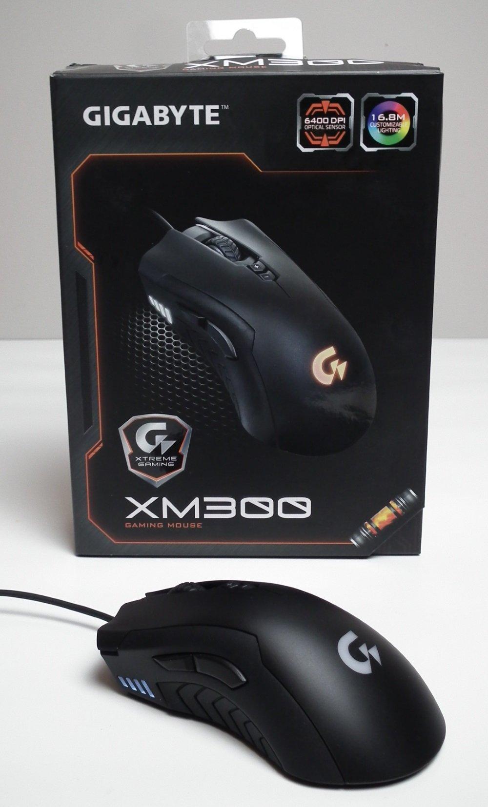 Gigabyte XM300 Box