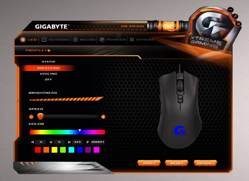 Gigabyte Xtreme Gaming Engine