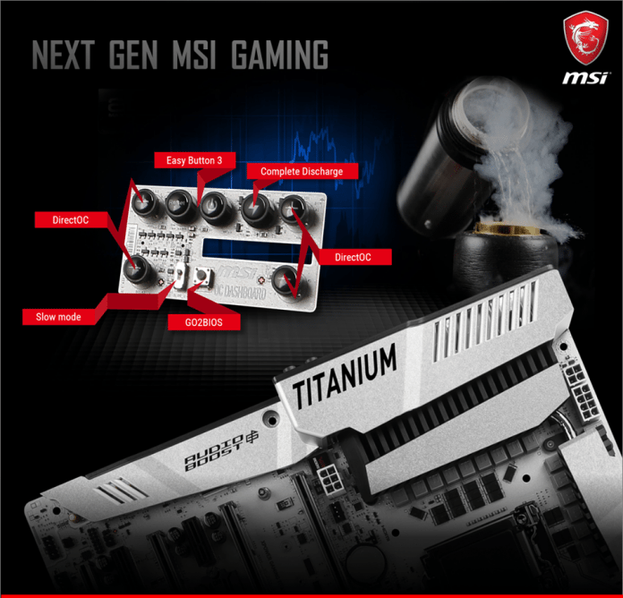 BenchBros Break OC World Records With The MSI Z270 XPOWER GAMING TITANIUM 1