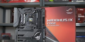 ASUS ROG Maximus IX Code Z270 Motherboard Review