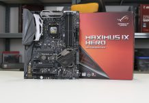 ASUS ROG Maximus IX Hero Z270 Motherboard Review