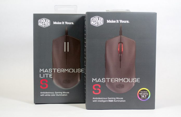 Cooler Master MasterMouse S Gaming Mouse Review 16
